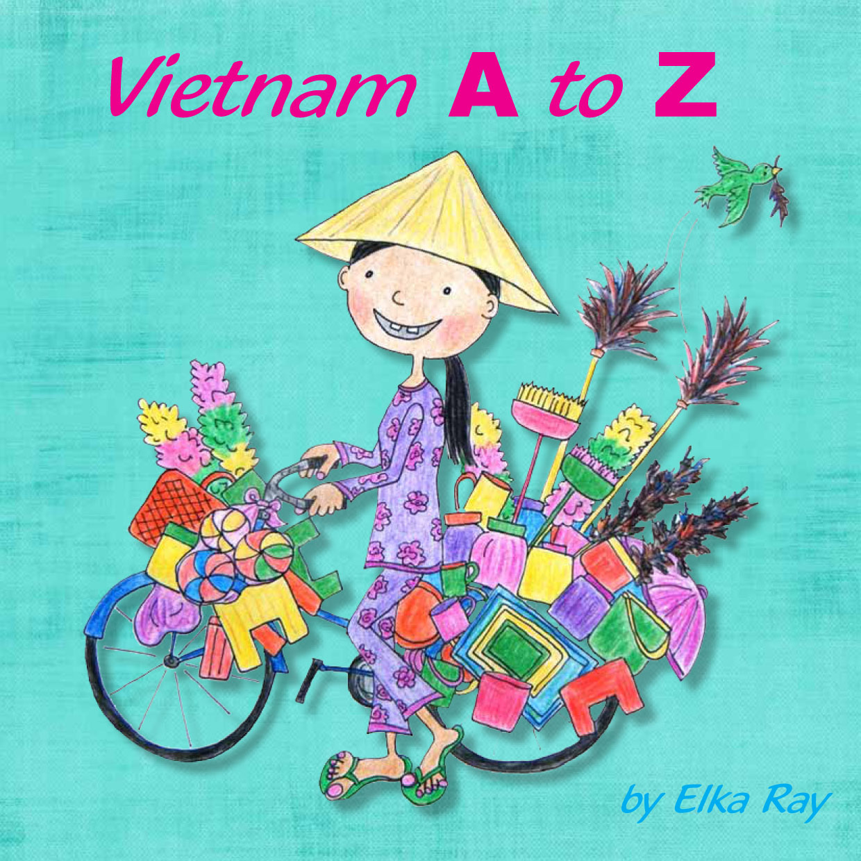 Vietnam A to Z cover
